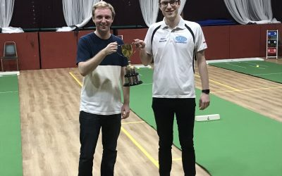 Stockport Metro Pairs Winners